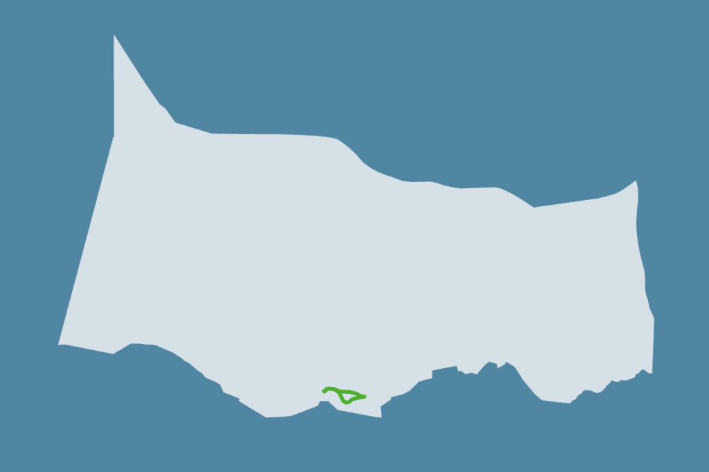 Grøn-stisløjfe-Rudbøl-RudbølSø