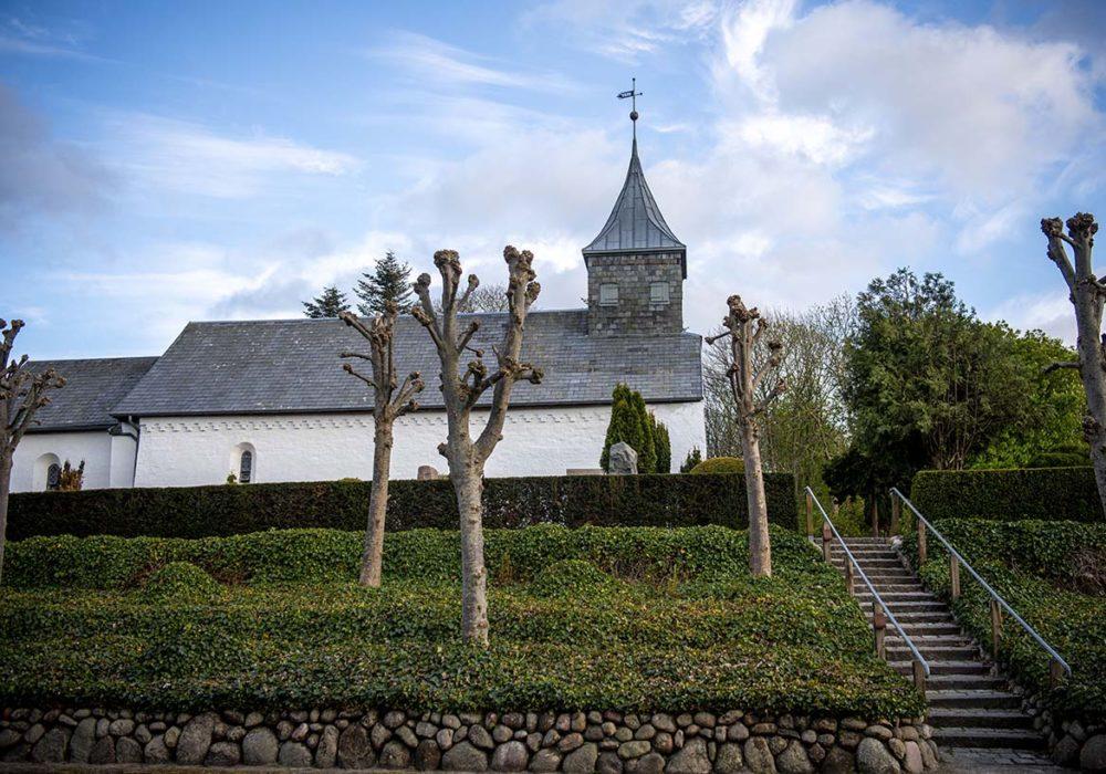 Ubjerg Kirke Tøndermarsken