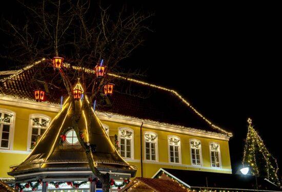 julelys-tønder