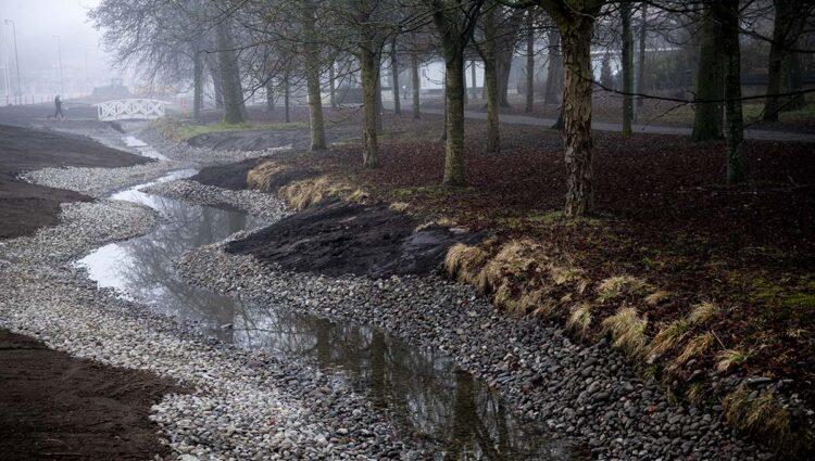 Tønder Tøndermarsken Klimasikring